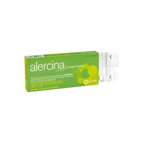 Alercina 7 Comprimidos Cinfa