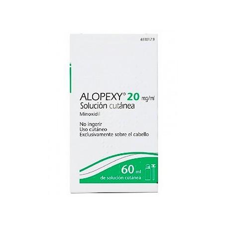 Alopexy 2% Solucion 60 ml comprar farmacia online