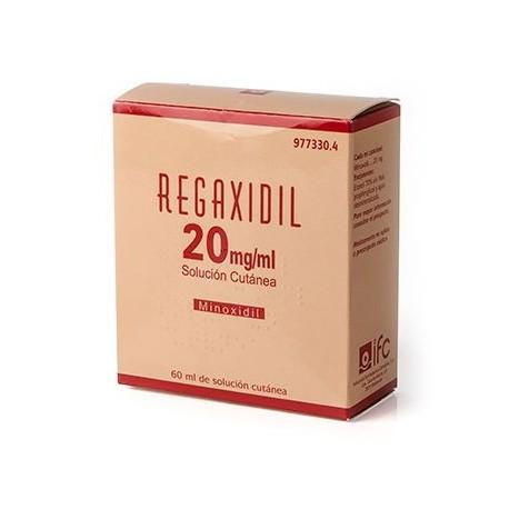 Carexidil 2% Solucion 60 Ml