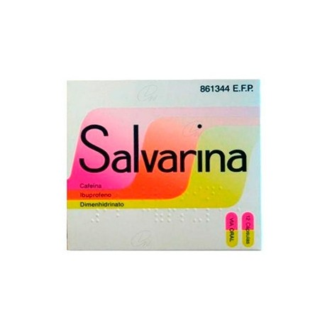 Salvarina 12 Capsulas
