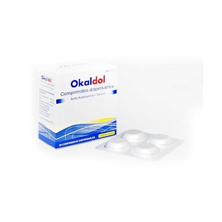 Okal 20 Comprimidos