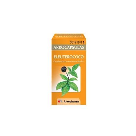 Arkocapsulas Eleuterococo 250 Mg 84 Capsulas