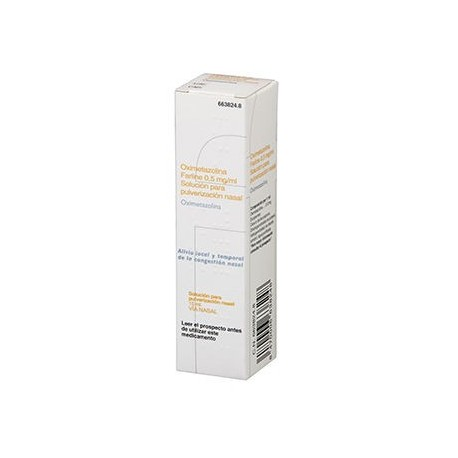 Oximetazolina Farline 0.05% Nebulizador Nasal 15