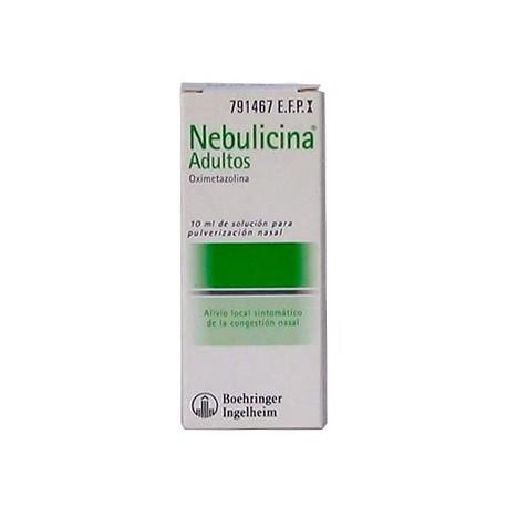 Nebulicina 0.05% Nebulizador 10 Ml
