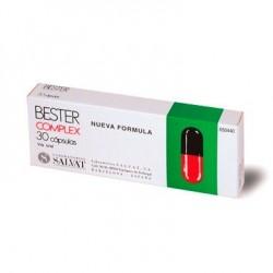 Bester Complex 30 capsulas compra farmacia online