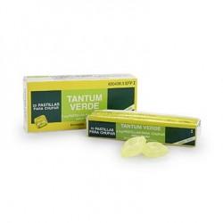 Tantum Verde 3 Mg 20 Pastillas Para Chupar Limon compra farmacia online