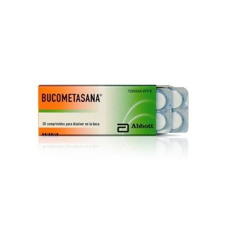 Bucometasana 20 Comprimidos