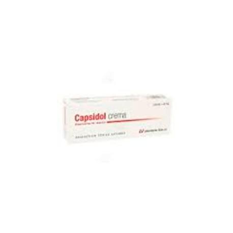 Capsidol Crema 60 G farmacia-vistabella.es