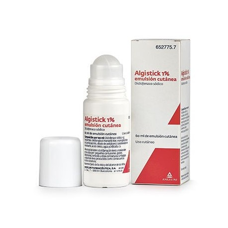 Algistick 1% Emulsion Topica 60 Ml