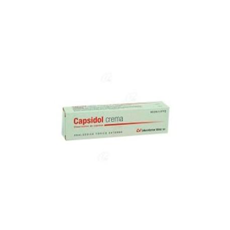 Capsidol 0.025% Crema 30 G