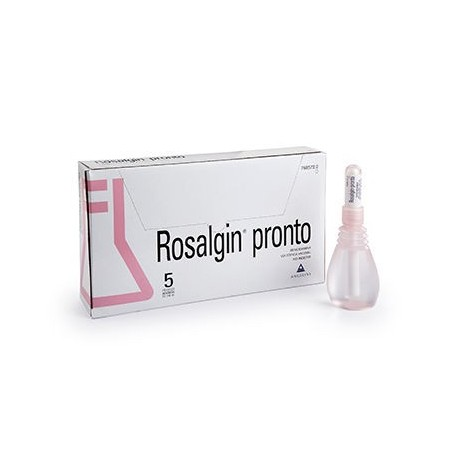 Rosalgin Pronto 140 Mg 5 Envases Monodos