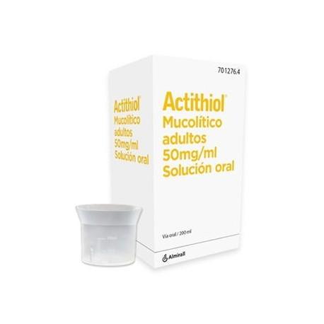 Actithiol 250 Mg/5 Ml Solu 200 Ml