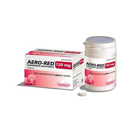 Aero Red 120 Mg 40 Compr Mastic