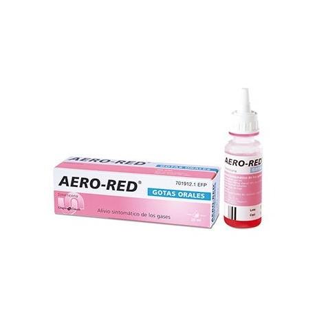 Aero Red 100 Mg/ml Gotas 25 Ml