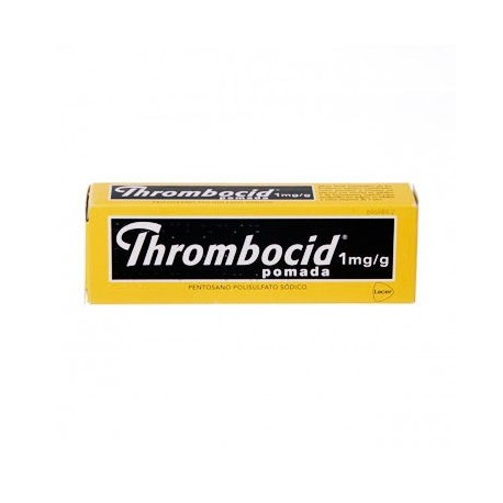 Thrombocid Topico Pomada 60 G