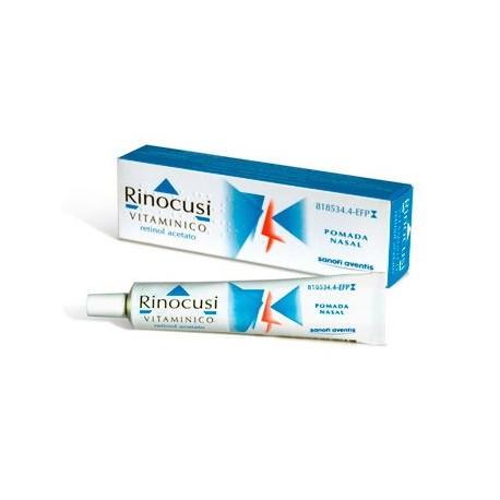 Rinocusi Vitaminico Pomada 10 G