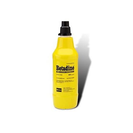 Betadine 10% Solu Dermica 500 Ml
