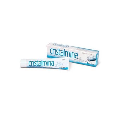 Cristalmina Film 1% Gel Topico 30 G
