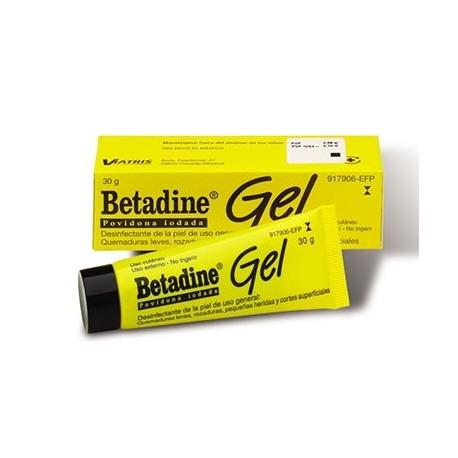Betadine Gel 30 Gr.