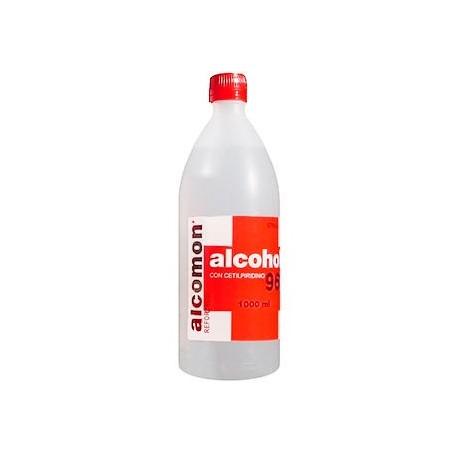 Alcomon Reforzado 96 Solucion Topica 1000 Ml