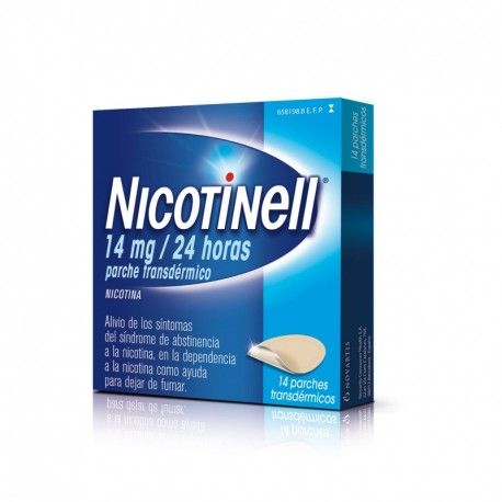Nicotinell 14 Mg 14 Parches