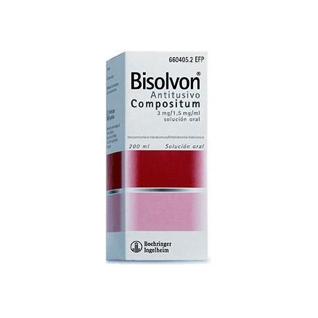 Bisolvon Compositum Solucion 200 Ml.