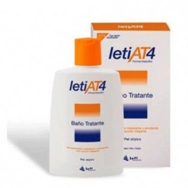 Leti At-4 Baño Tratante 200 Ml