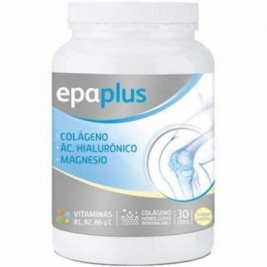 Epa Plus Colágeno + Hialurónico + Magnesio 332 Gr