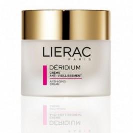 Lierac Déridium Crema Antiedad Pieles Normales Y Mixtas 50 Ml