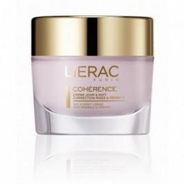 Lierac Cohérence Crema Día Y Noche Corrección Arrugas Y Firmeza 50 Ml