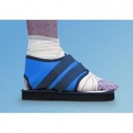 Pedic-posquirurgico Velcro Azul T/l Nº 38-44