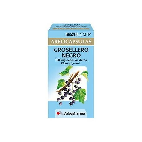 Arkocapsulas Grosellero Negro 340 Mg 48 Capsulas