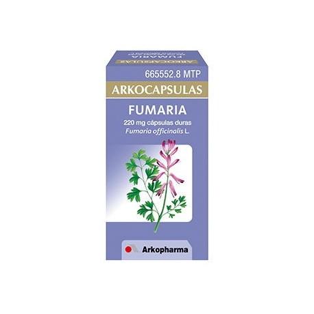 Arkocapsulas Fumaria 220 Mg 48 Capsulas