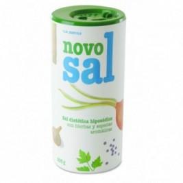 Aquilea Novosal Hierbas Y Especias Sal Dietetica Hiposódica De 200 Gr