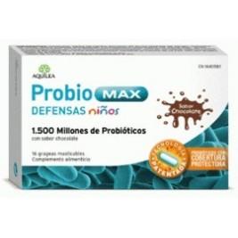 Aquilea Probiomax Defensas Niños De 16 Grageas