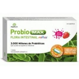 Aquilea Probiomax Flora Intestinal Niños 7 Sticks