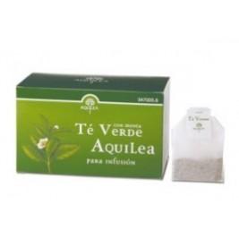Aquilea Té Verde Con Menta De 1.5 Gr Con 20 Filtros