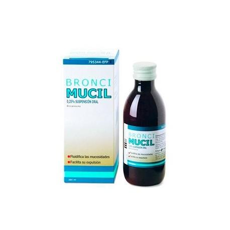 Broncimucil 12.5 Mg/5 Ml Suspension Oral 200 Ml