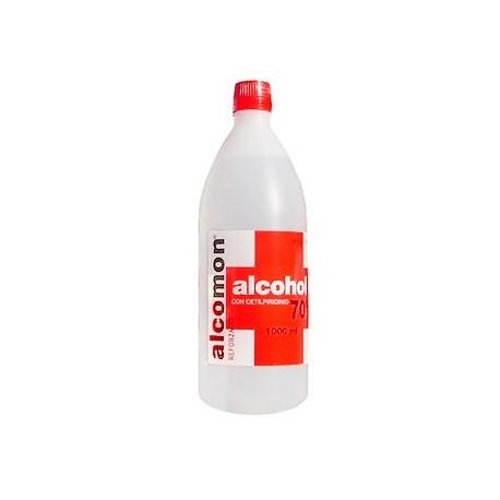 Alcomon Reforzado 70 Solucion Topica 1000 Ml