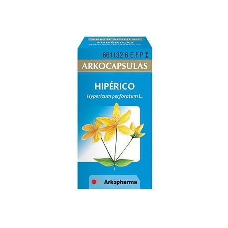 Arkocapsulas Hiperico 185 Mg 50 Capsulas
