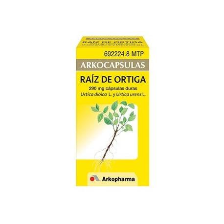 Raiz De Ortiga Arkocapsulas 180 Mg 50 Capsulas