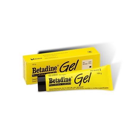 Betadine 10% Gel100 G