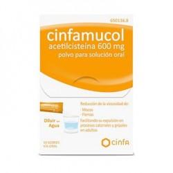 Mucoaliv 600 Mg 10 Sobres compra farmacia online