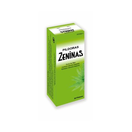 Pildoras Zeninas 30