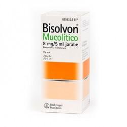 Bisolvon Mucolitico Jarabe 200 Ml compra farmacia online