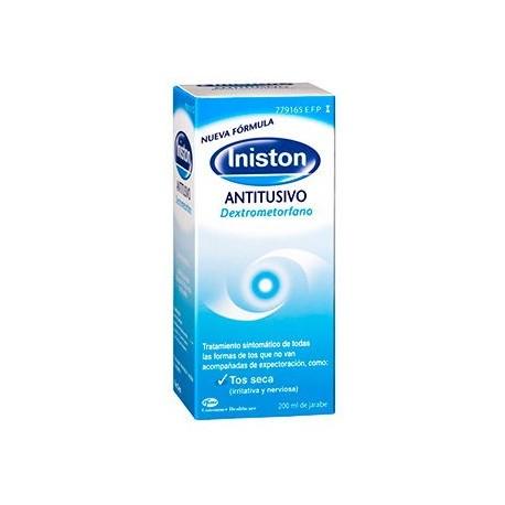 Iniston Antitusivo 7.5 Mg/5 Ml Jarabe 200 Ml