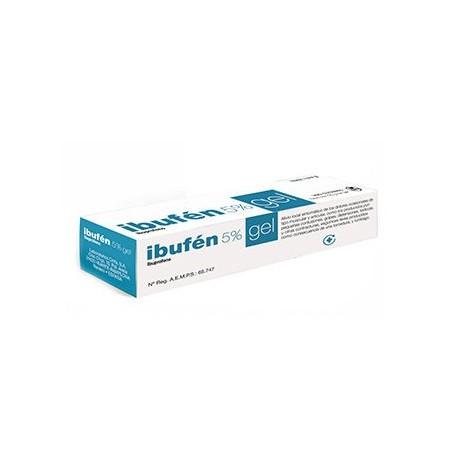 Ibufen Topico 5% Gel Topico 50 G