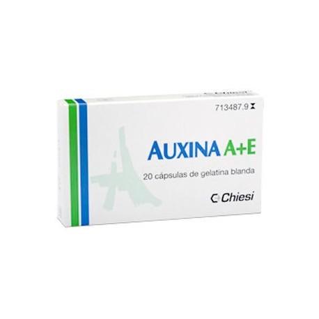 """Auxina A+e Norm"""" 20 Capsulas"""""""