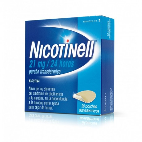 Nicotinell 21 Mg/24h 28parches