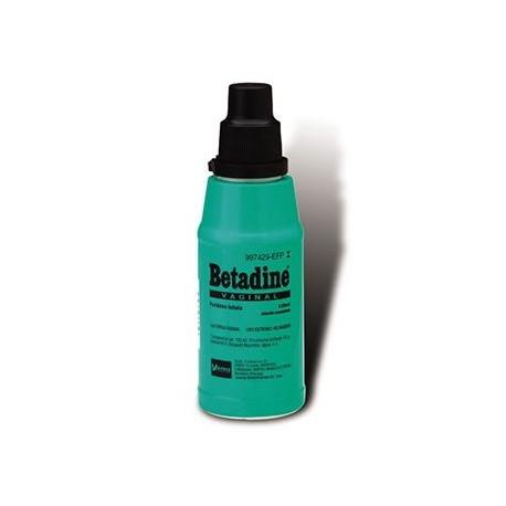 Betadine Vaginal 10% Solucion 125 Ml